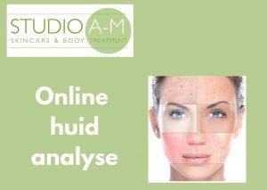 Online Huidanalyse Studo A-M